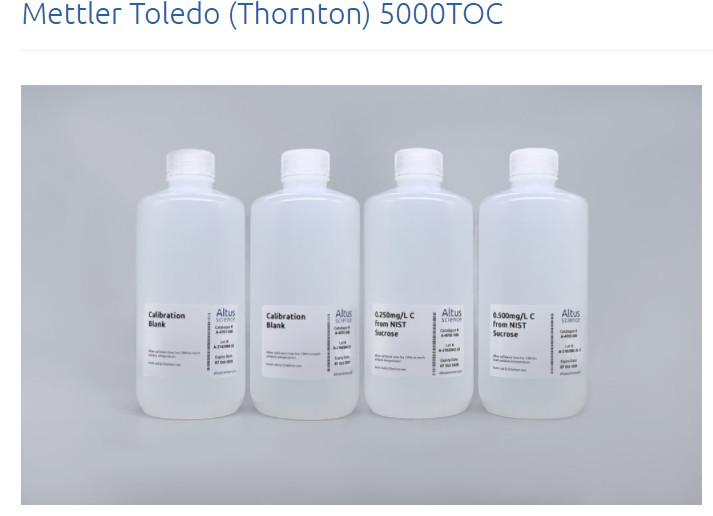 Chất chuẩn TOC Model 5000TOC