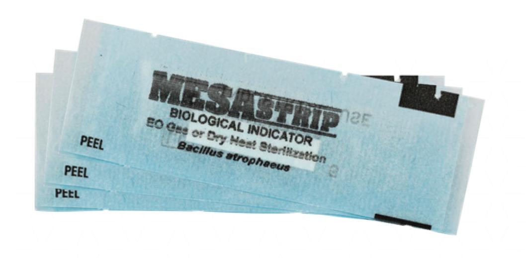Chỉ thị sinh học dùng cho tiệt trùng hơi nước ở nhiệt độ (110-118)oC