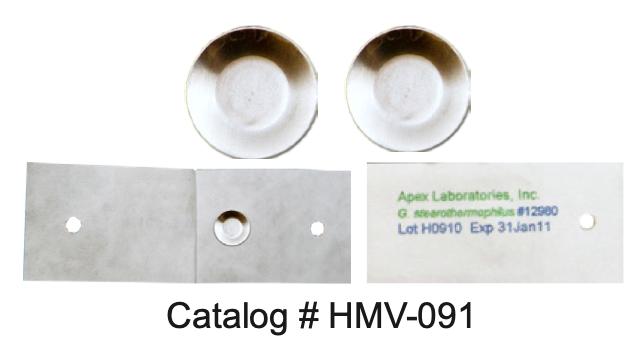 Chỉ thị sinh học dùng cho tiệt trùng Plasma (HMV-091)