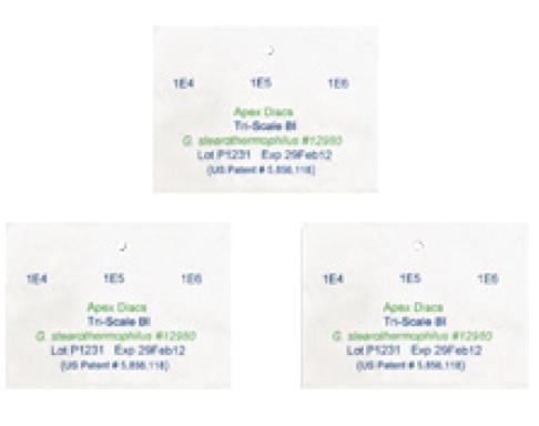 Chỉ thị sinh học dùng cho tiệt trùng Plasma (LOG456)
